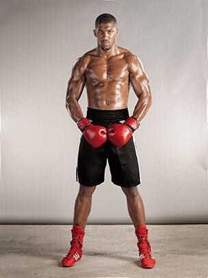 Boks şampiyonu Anthony Joshua gibi yenilmez olmanın 10 yolu