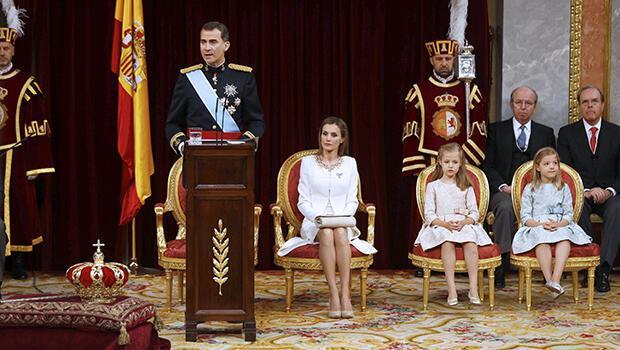 İspanya Kraliyet Ailesi ile ilgili görsel sonucu