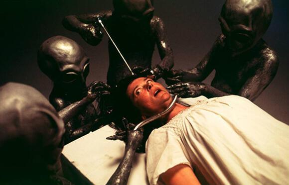 uzaylılar ile temas