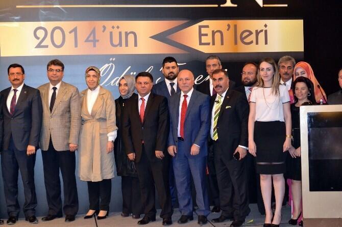Eskişehir Haberleri - Vizyon 2023 Değerlendirmesinde Eskişehir'e Ödül Yağdı - Yerel Haberler