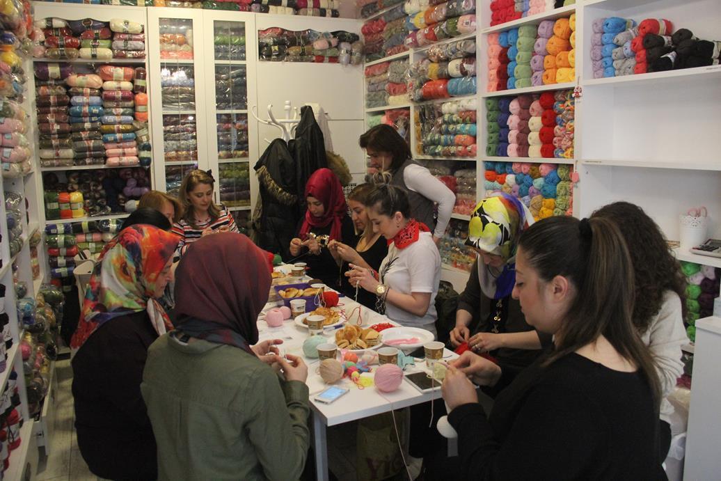 Gelincik zamanı: Ankara Amigurumi Workshop | 691x1036