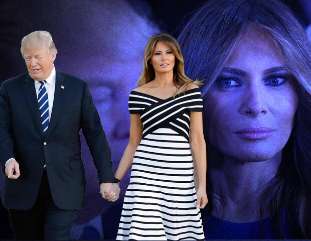 ABD basınından şoke eden iddia! Melania Trump kayıp mı