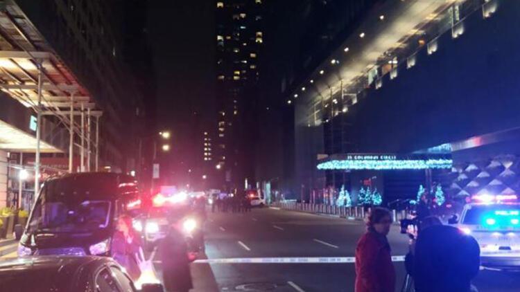 Son dakika: CNN'in de bulunduğu TWC binasında bomba paniği
