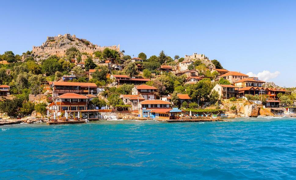 Türkiye'nin sakin güzeli! Huzur arıyorsanız burası tam size göre…
