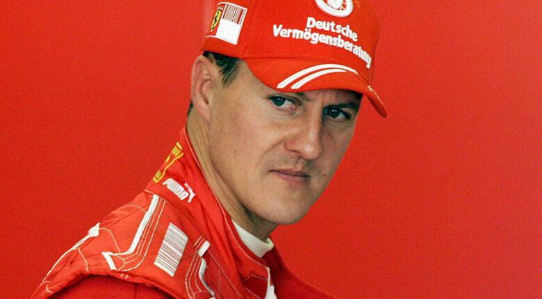 Michael Schumacher'e Paris'te gizli operasyon