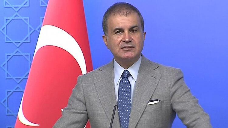 Haberler.. Ömer Çelik'ten Fırat'ın Doğusu mesajı: Türkiye'nin ...