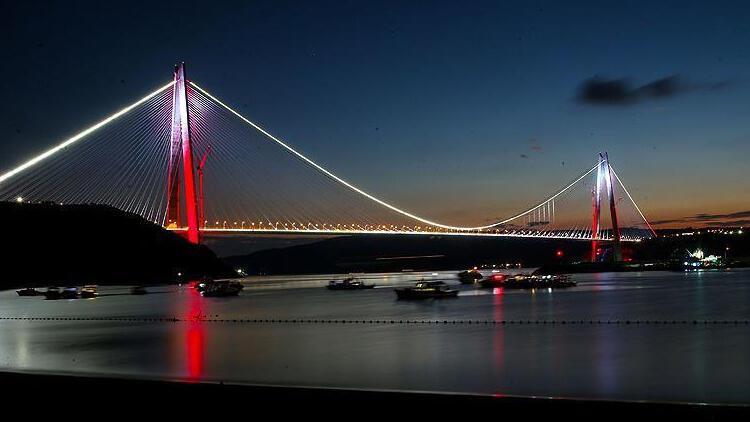 Yavuz Sultan Selim Köprüsü 3 yaşında - Sondakika Ekonomi Haberleri