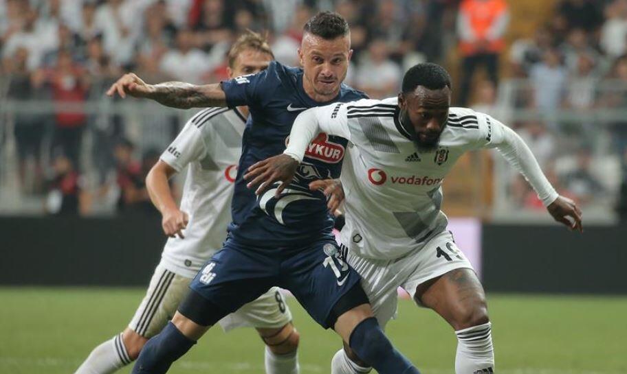 Beşiktaş 1-1 Çaykur Rizespor