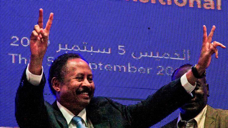 Son dakika... Sudan'da yeni hükümet kuruldu