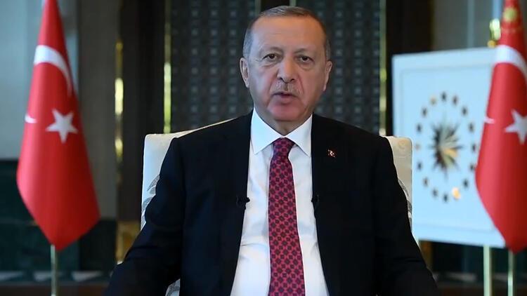 Cumhurbaşkanı Erdoğan'dan yeni eğitim öğretim yılı mesajı