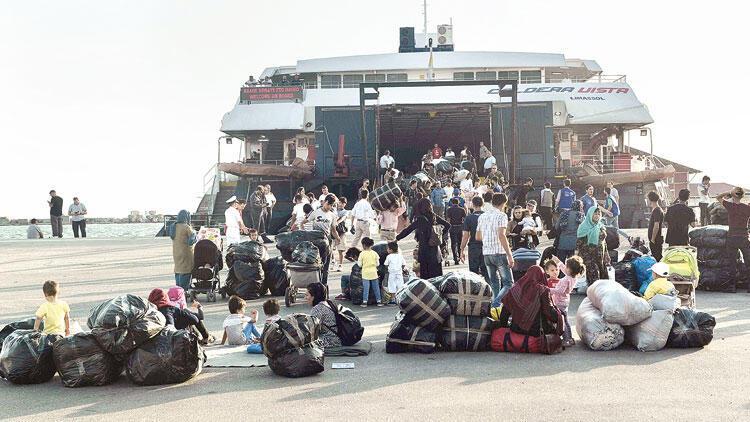 AB'de mülteci endişesi