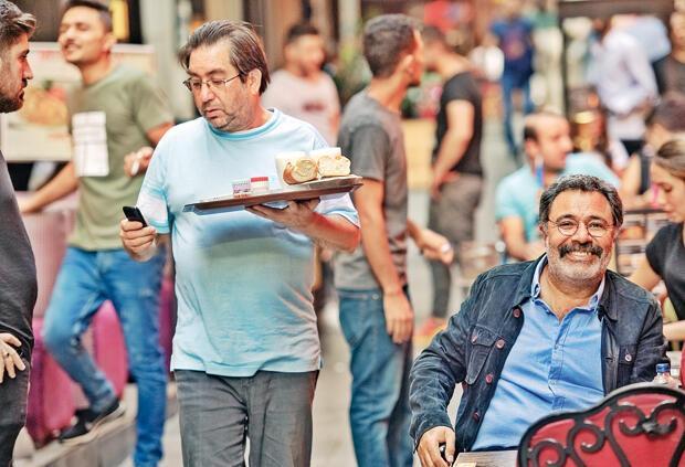Ahmet Ümit'le yeni İstanbul üzerine