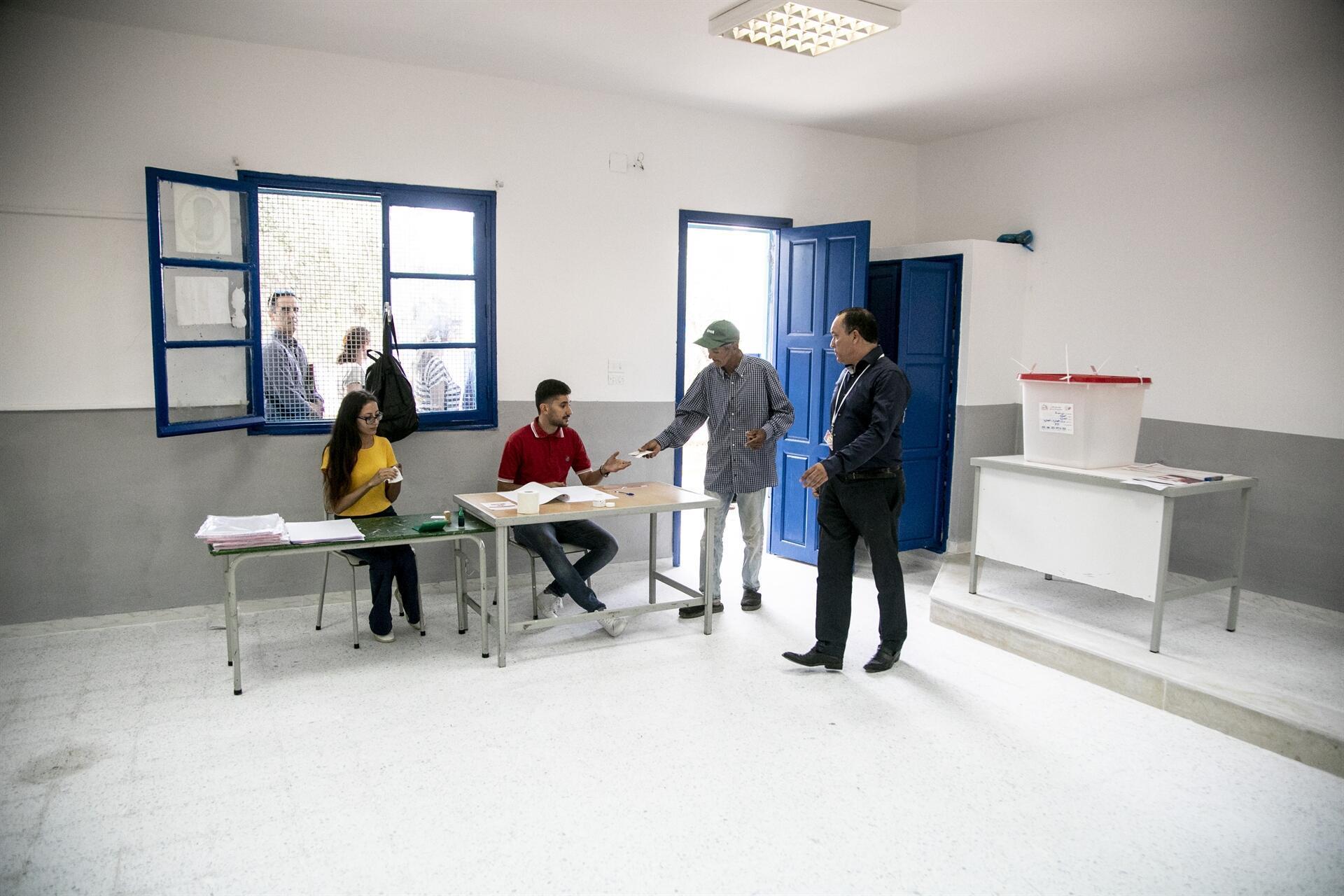 Tunus'ta Cumhurbaşkanlığı için