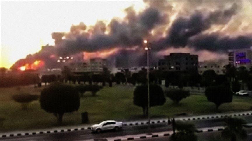 Fransa, Suudi Arabistan'a Aramco saldırısıyla ilgili uzman gönderecek