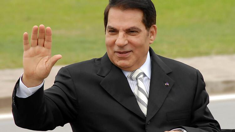 Tunus'un devrik lideri Zeynel Abidin bin Ali hayatını kaybetti