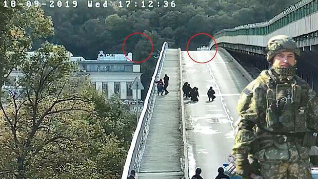 İHA düşürdü! Kiev'de eski asker dehşet saçtı