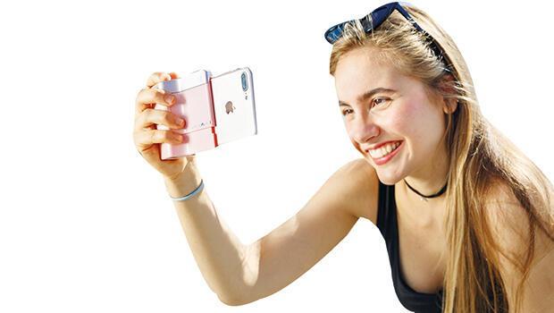 Şip şak akıllandılar... Akıllı telefon ile fotoğraf çekenlerin yeni gözdesi yan ürünler