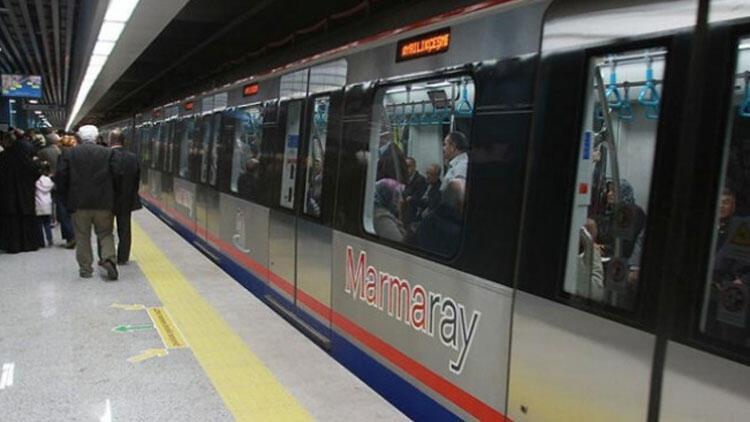 TCDD'den o görüntüye açıklama: Marmaray'da yaşanmış gibi algı oluşturuluyor