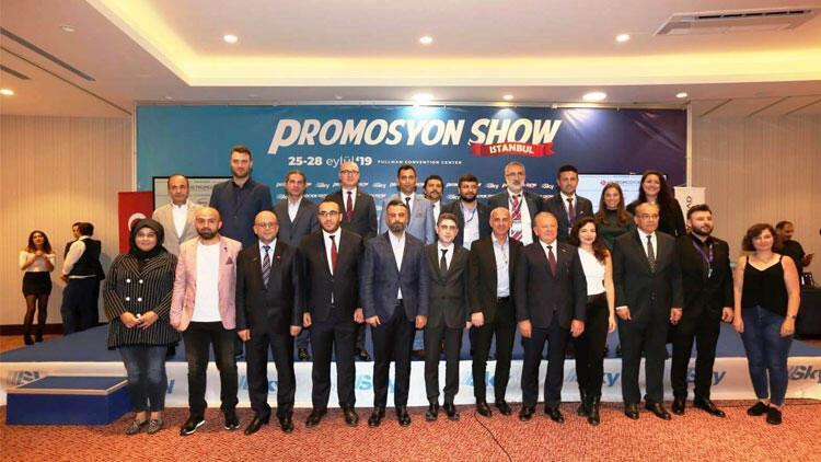 Promosyon Show'da ilk PROMODESIGN Tasarım Yarışması düzenledi