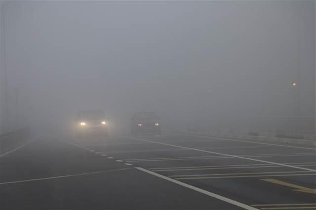 Bolu Dağı'nda sis! Görüş mesafesi 20 metreye düştü
