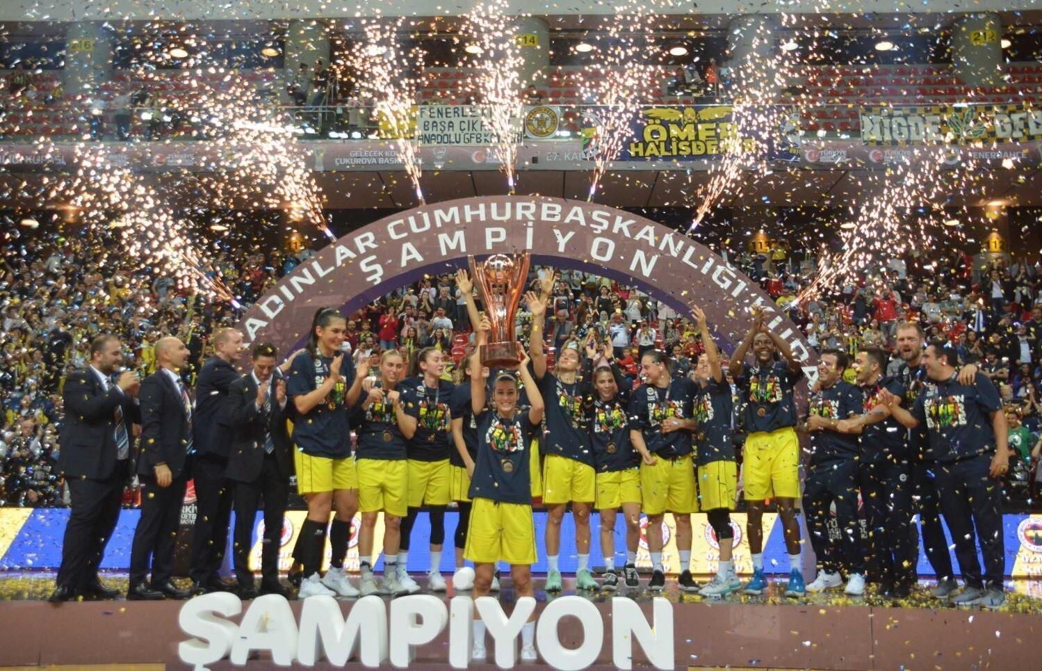 Fenerbahçe - Çukurova Basketbol maç sonucu: 86-62