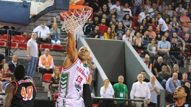 Pınar Karşıyaka FIBA Avrupa Kupası nda gruplara kaldı
