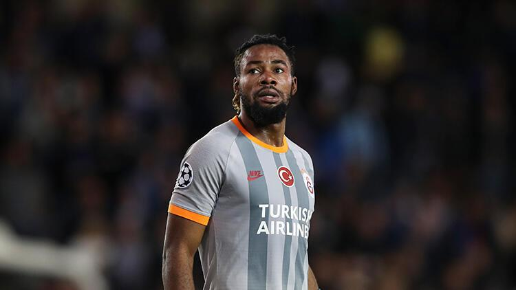 Galatasaray'da Luyindama sevinci!