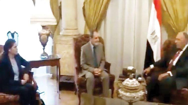 YPG sözcülerine Mısır'dan davet