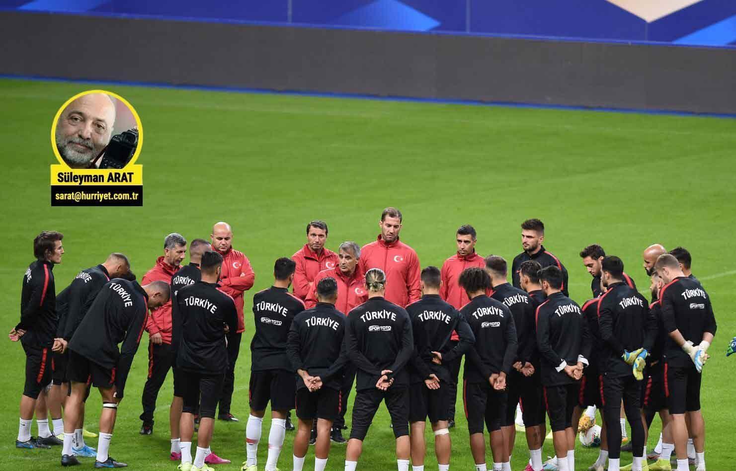 Haydi Türkiye! EURO 2020 yolunda bir zafer daha...