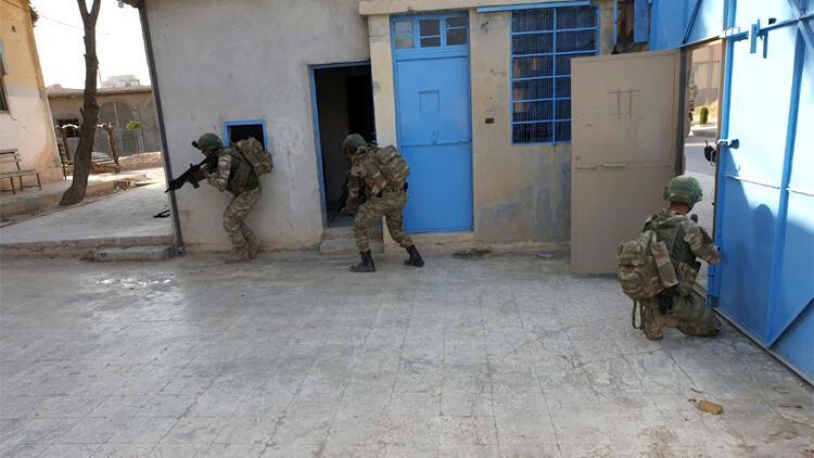 Son dakika: Tel Abyad'taki o hapishanenin görüntüleri ortaya çıktı