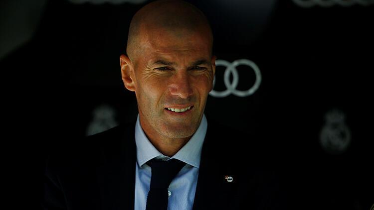 Zidane: ''Galatasaray'a karşı hazırız!''