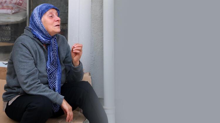 Eşinden haber alamamıştı... Eve döndüğünde yıkıldı