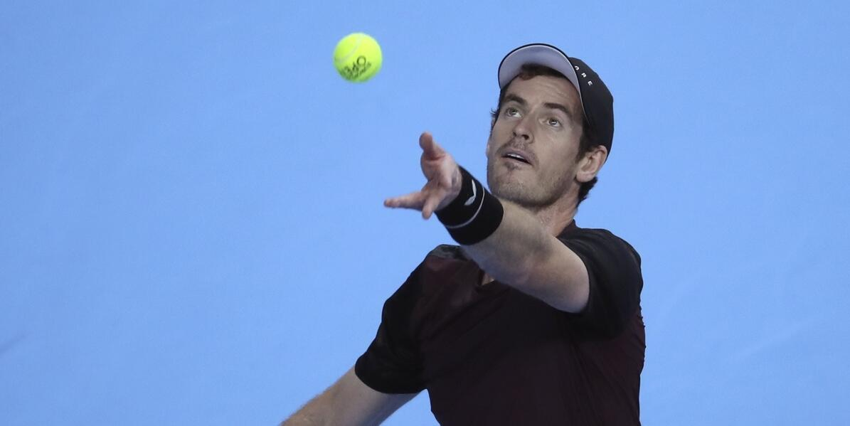 Andy Murray muhteşem döndü!