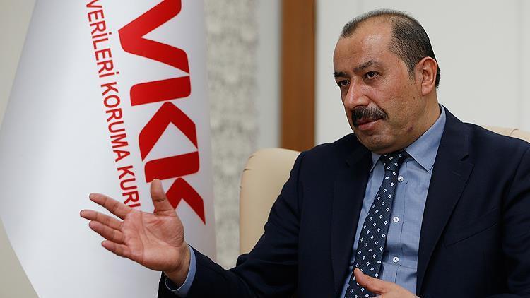KVKK Başkanı Bilir'den kişisel verileri koruma uyarısı - Haberler