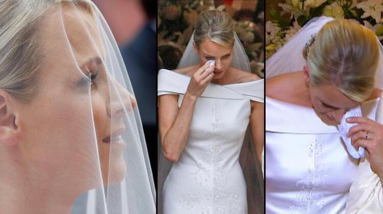 Kendi düğününden kaçamayınca ağlaya ağlaya evlenmişti