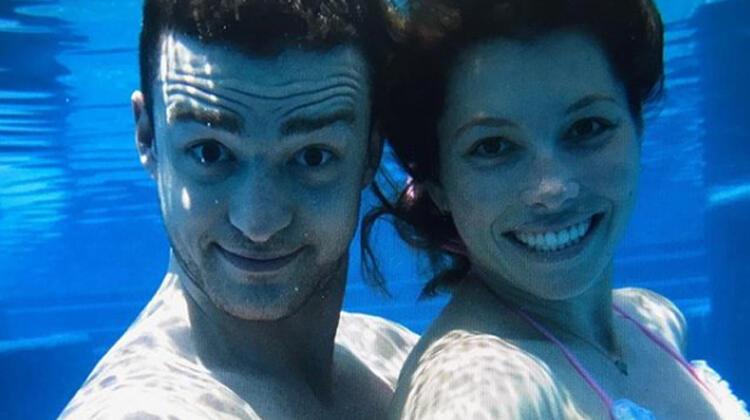 Rüya evlilikte 'ihanet bombası': Justin Timberlake rol arkadaşıyla el ele görüntülendi