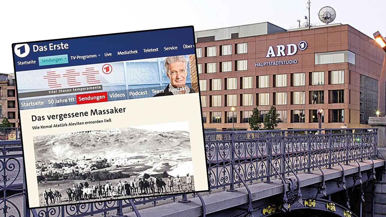 Alman ARD televizyonu atatürk ile ilgili görsel sonucu