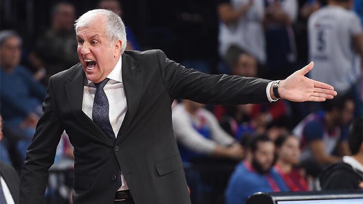 Fenerbahçe, Anadolu Efes'e yenilince Obradovic çılgına döndü!