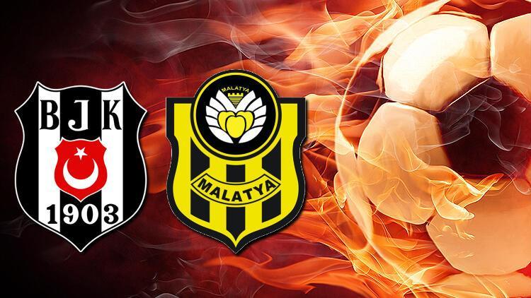 Beşiktaş Malatyaspor maçı ne zaman saat kaçta hangi kanalda? 11'lerde kimler var?