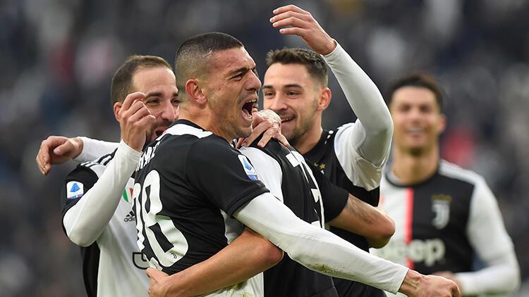 Merih Demiral asist yaptı, Juventus 3 golle kazandı!