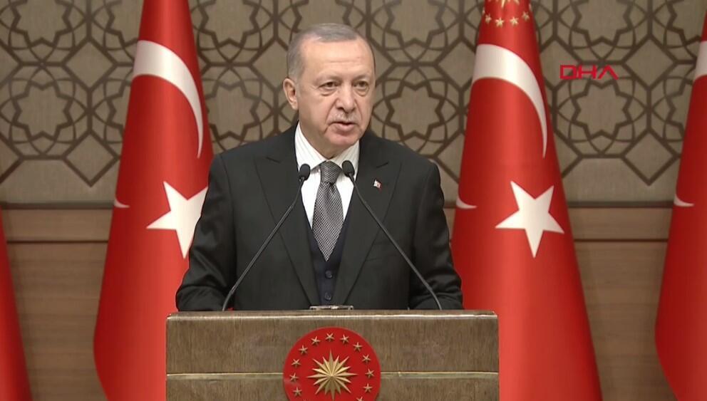 Son dakika... Cumhurbaşkanı Erdoğan: Maalesef site kültürü ülkemizde egemen olmaya başladı