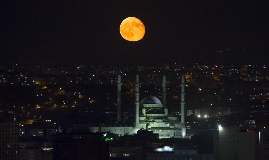 Süper Ay nedir? Süper Ay ne zaman gerçekleşecek?