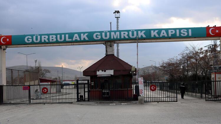 Gürbulak Sınır Kapısı'nda son durum - Son Dakika Haberler