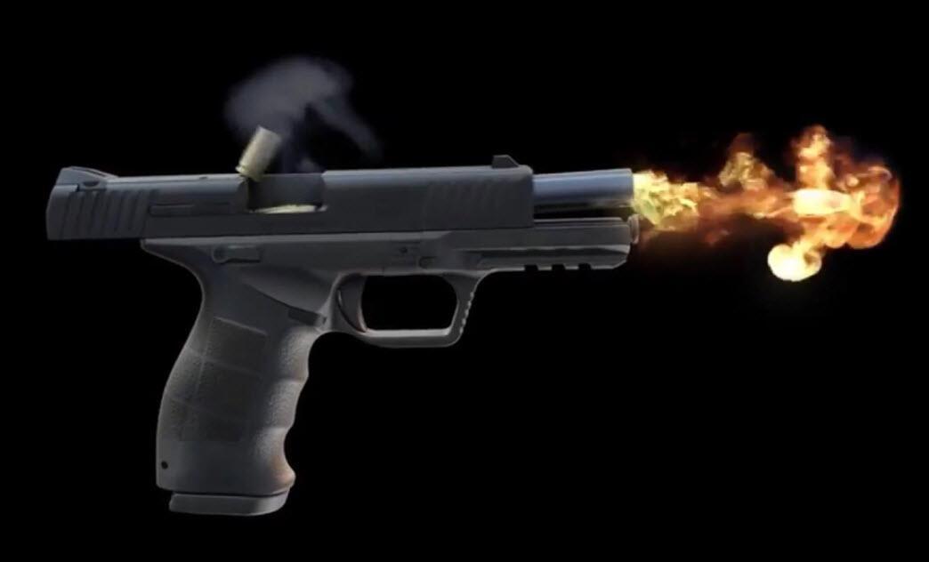 """Güvenlik güçleri yerli tabanca """"Mete""""yle kuşanıyor 1"""