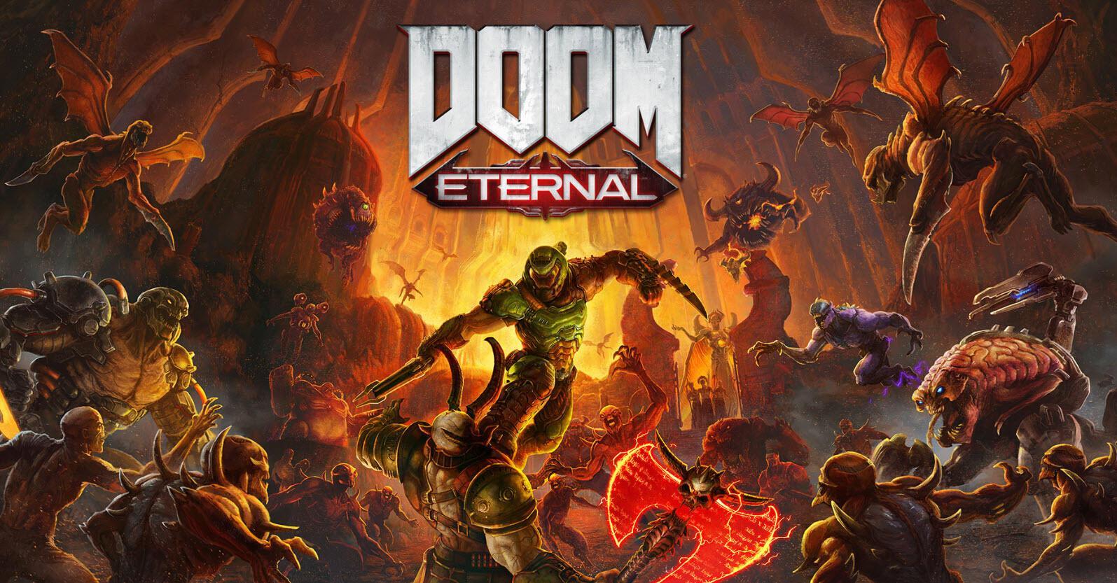 Beklenen oyun Doom Eternal, 20 Mart tarihinde yayınlanıyor 1