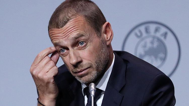 Son Dakika   Aleksander Ceferin: EURO 2020'yi ertelemek tek şansımızdı! 1