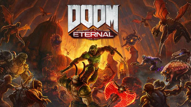 Uzun zamandır beklenen DOOM Eternal, bugün satışa çıktı ...