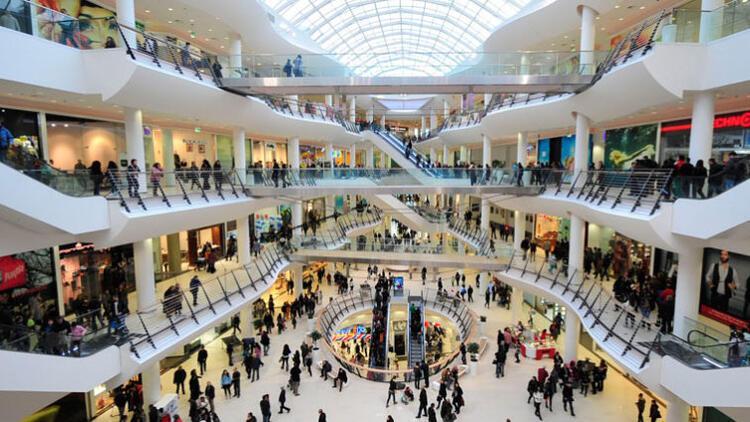 Türkiye'de 100 AVM kapandı - Sondakika Ekonomi Haberleri