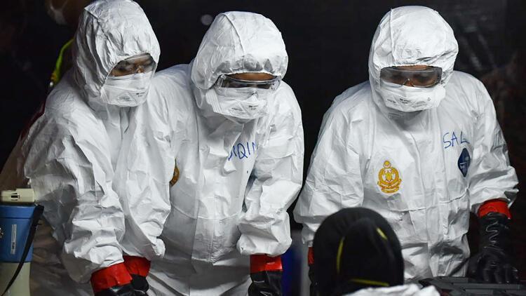 Fransa'da koronavirüs nedeniyle ölenlerin sayısı 674'e yükseldi 1
