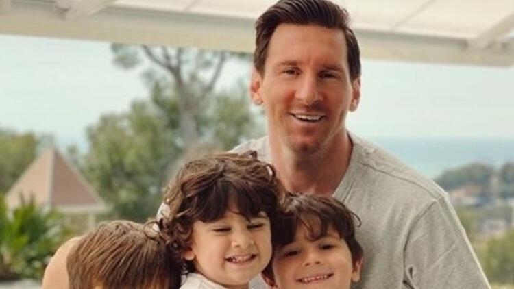 Lionel Messi, corona virüsten korunmak için sakallarını kesti 1
